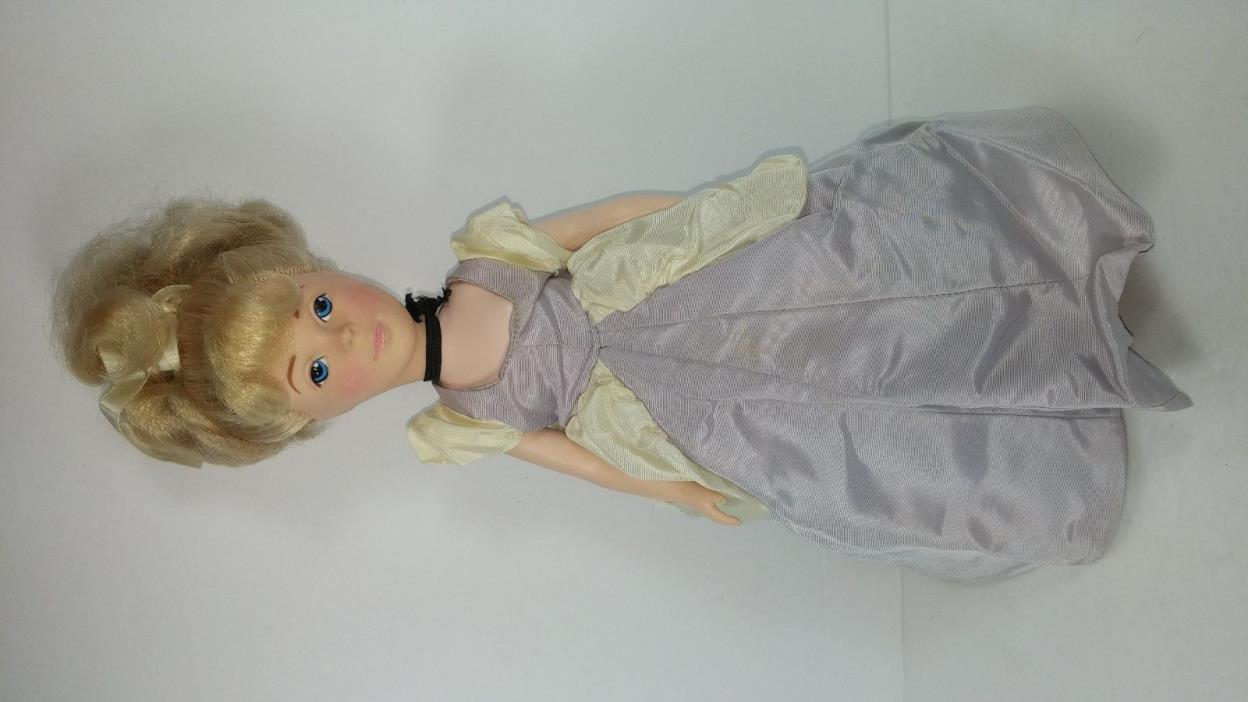 Effanbee Cinderella Vintage Disney Productions Doll Figure