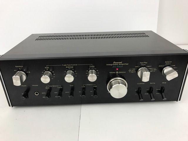Sansui AU-6900 Integrated Amplifier