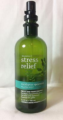 Bath Body Works Aromatherapy Pillow Mist Eucalyptus Spearmint