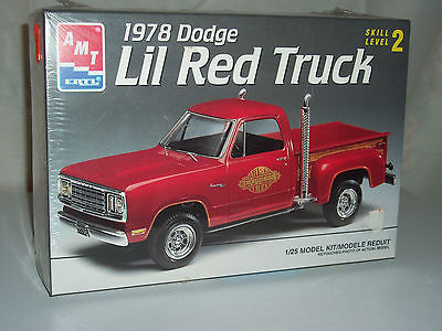 AMT/ERTL 1978 Dodge Lil Red Express Truck-#6459-1:25-Factory Sealed