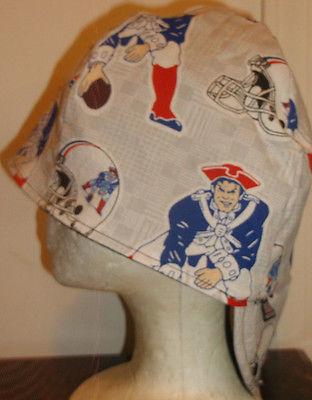 Handmade 100% cotton, Welding, Biker, pipefitter,4 panel hat NFL Patriots Vintag