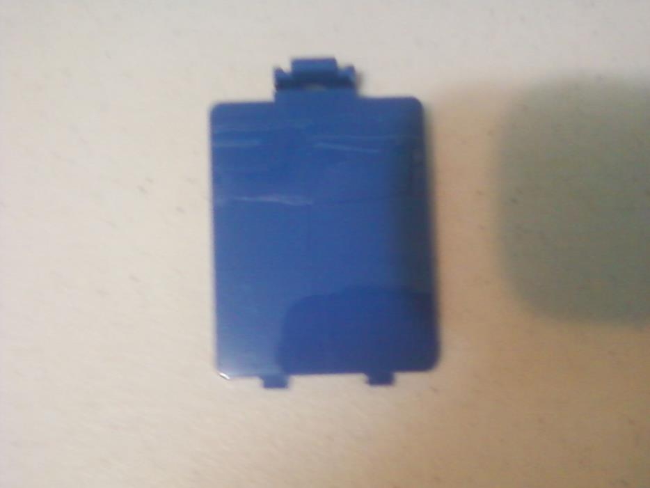 Sony PlayStation 3 PS3 Rock Band 3 Blue Wireless Fender Guitar Battery Cover