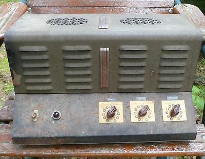 Vintage 6L6 Guitar Head Tube Amplifier