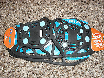 Duenorth Ice And Snow Everyday Traction Shoe Aids  (LRG-XLG)+ 2 Free Spikes
