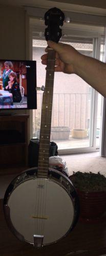 Fender 5 String Banjo