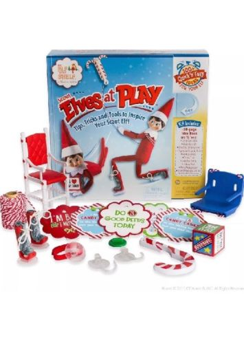 Elf on the Shelf Scout Elves At Play Kit NEW