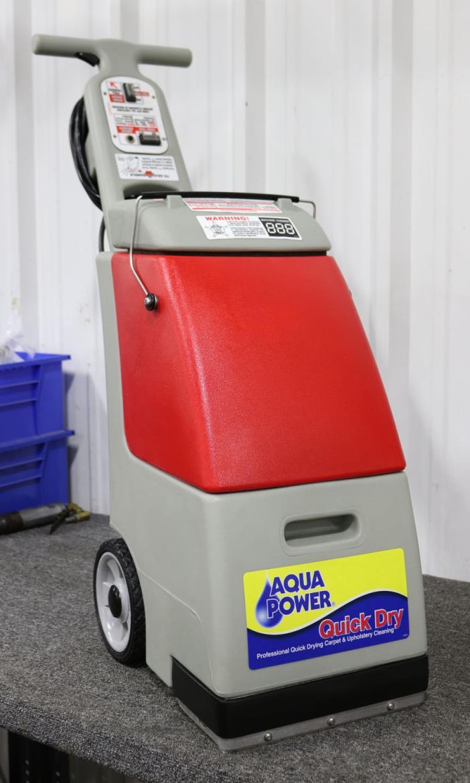 Commercial Carpet Cleaner-Kent Aqua Power C-4-Manufacturer Refurbished