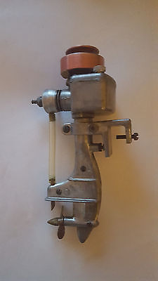 Vintage Atwood .049 outboard motor