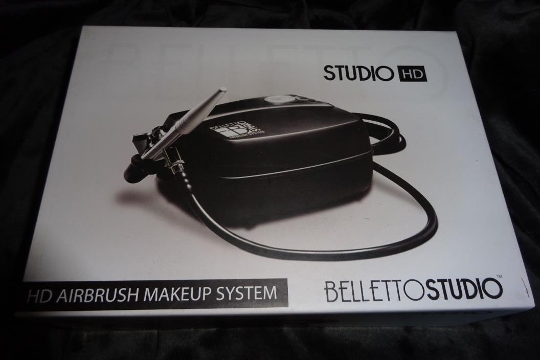 (Belletto) Studio HD Airbrush Make-up System 3 speed