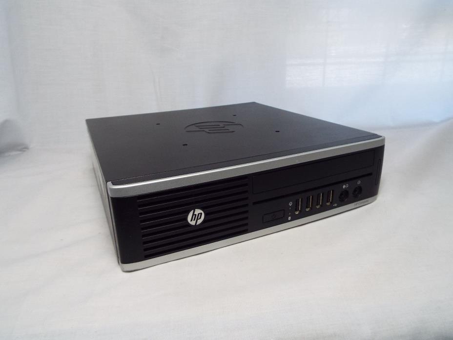 Lot of 10 HP Compaq Elite 8300 SFF Barebones Desktop, (No CPU, No RAM, No HDD)