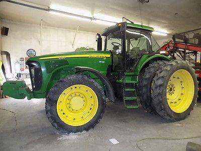 2004 John Deere 8120 Tractors