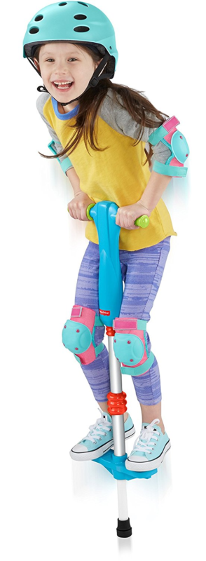 Fisher-Price Grow-to-Pro 3-In-1 Pogo
