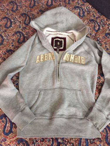 WOMENS ABERCROMBIE HOODIE SIZE L