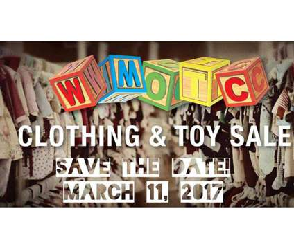 Westshore Mothers of Twins Club Kids Resale