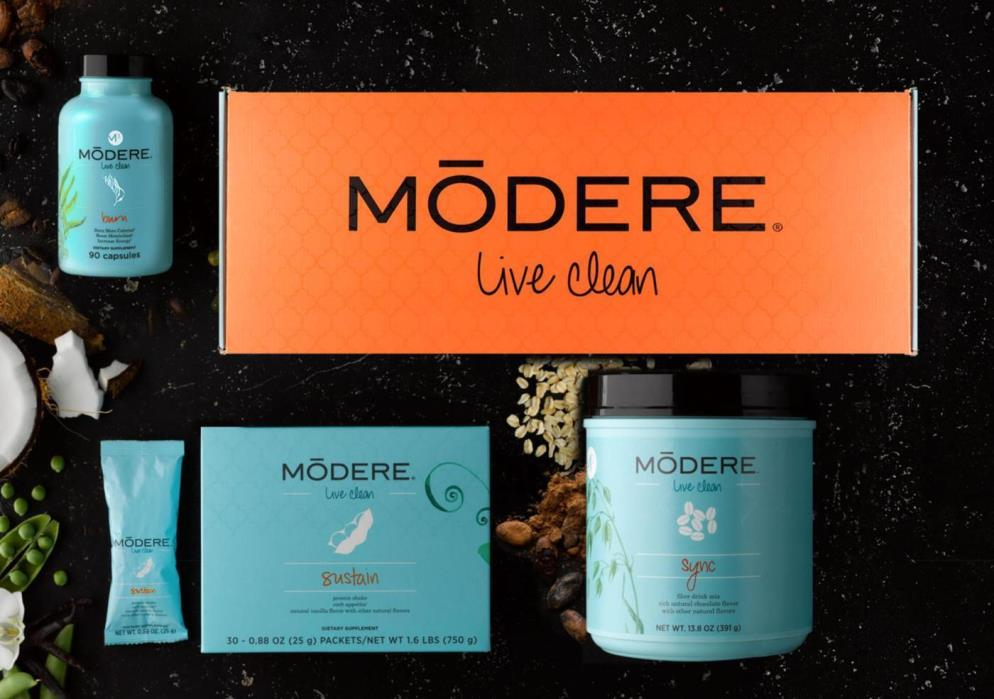 Diet Weight Loss Modere M3 Burn, Sustain & Sync  FREE SHIPPING & FREE SAMPLE