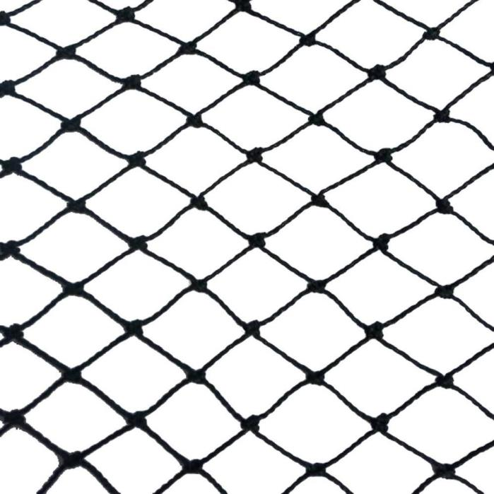 Netting For Bird Poultry Chicken Turkey Pigeon Aviary Game Pens Net 50'X50' Mesh