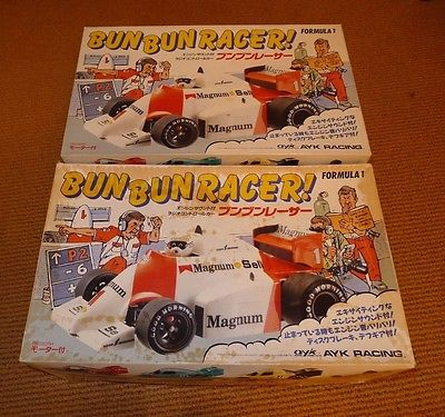 AYK 1:12 Honda Bun Bun Racer R/C electric Formula 1 F1 cars Kyosho Tamiya RC