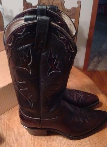 Dan Post Cowboy Boots size 7 1/2 M