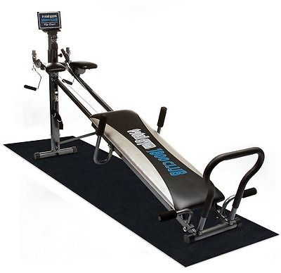 Total Gym 1800 Club With Accessories
