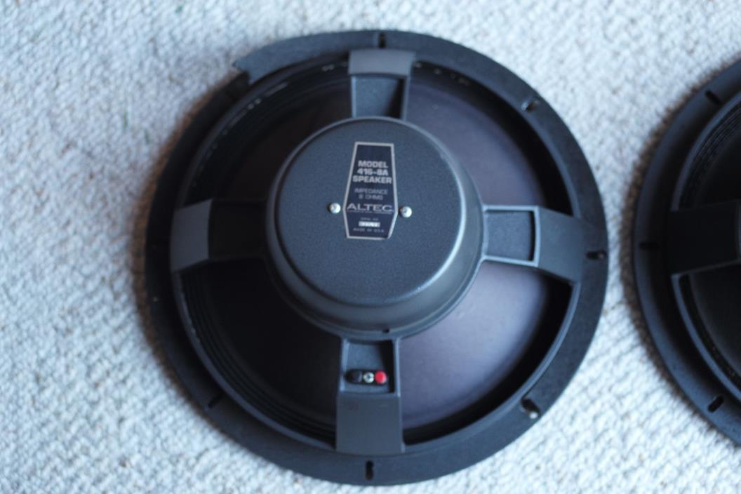 Altec Lansing Woofer - For Sale Classifieds