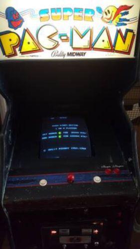 Super PacMan Arcade Machine