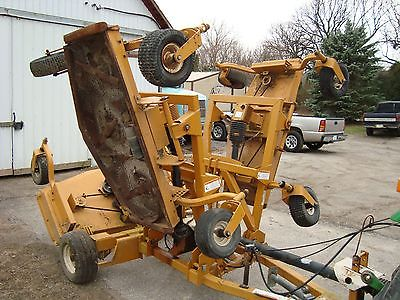 Batwing Mower 15 foot Woods Finishing