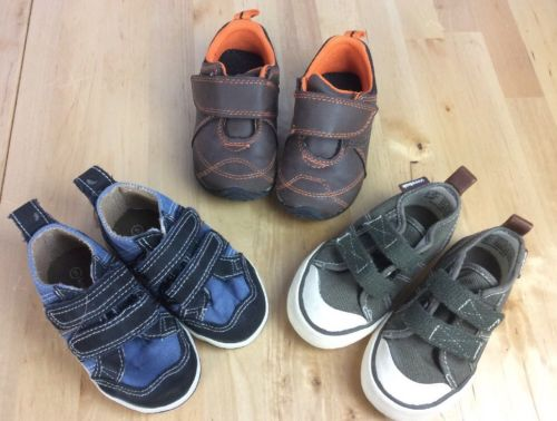 Lot of boy's shoes toddler size 5