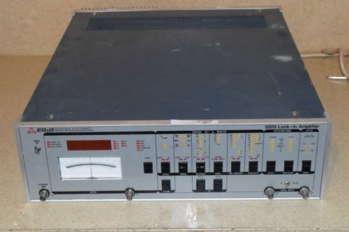 EG&G BROOKDEAL ELECTRONICS PRINCETON APPLIED RESEARCH 5205 LOCK-IN AMPLIFIER BB