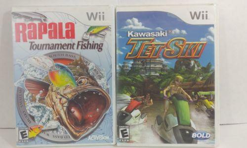 Jet ski fishing for sale classifieds for Rapala tournament fishing