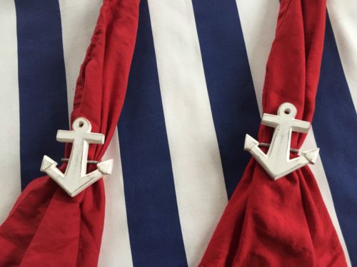 Anchor Napkin Ring