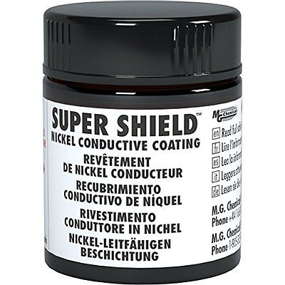 MG Coatings Chemicals Nickel Print (Conductive Paint) Fast shipping Free return