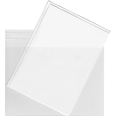 Clear Envelope Mailers Plastic Envelope Bags, A2 (5 78