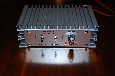 NOS MAGNUM BY PALOMAR LINEAR AMPLIFIER 2879hd HAM RADIO CB AM SSB HIGH DRIVE