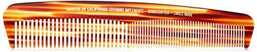 Baxter Of California Large Combs 7.75 in 1pc Mens Hair Care NIB Sealed
