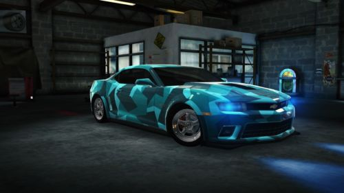 racing rivals Camaro Z28