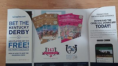 2017 Kentucky Derby Tickets and Oaks Tickets 05/05/17 (Louisville)