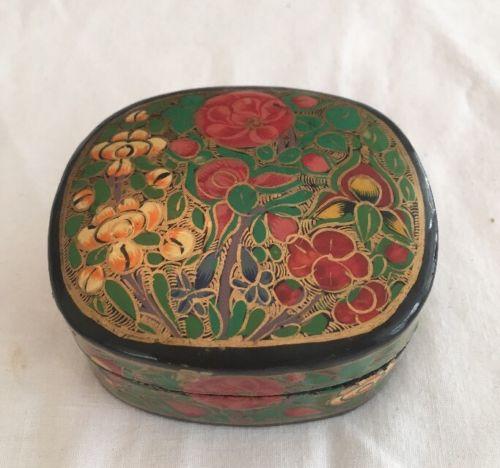 Decoratove Floral Wood Box 3