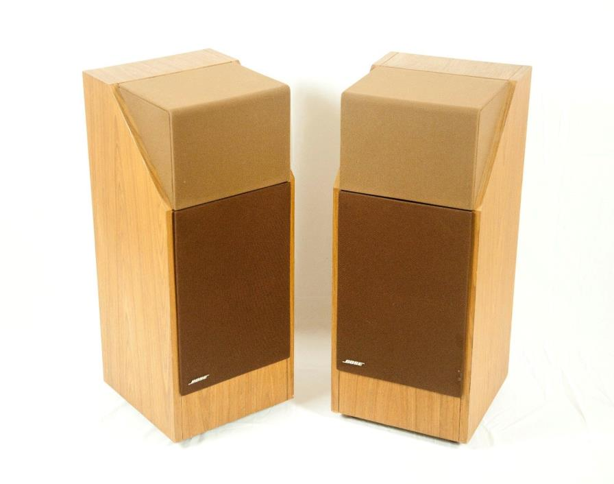 BOSE 601 SERIES III SPEAKERS