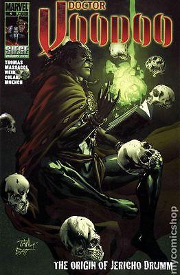 Doctor Voodoo Origin of Jericho Drumm (2009) #1 VF