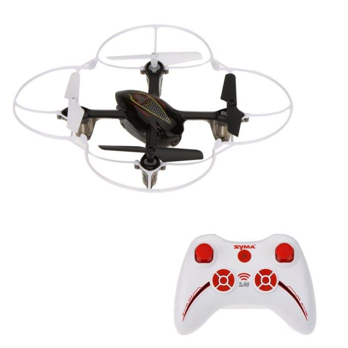 Syma X11c Air-Cam 4CH started mini drone Quadrocopter with Camera Black USA