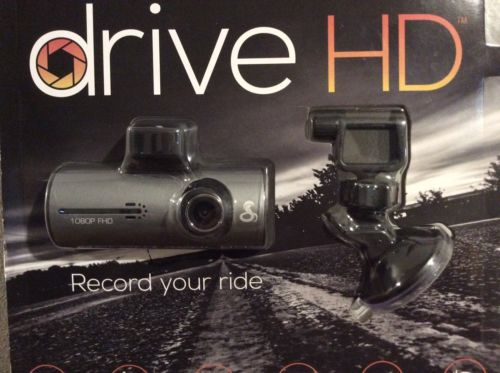 Cobra CDR 840 Drive HD Dash Cam Camera GPS 8GB Memory 1080p Collision Detection
