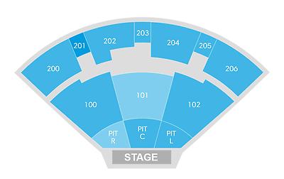 ZZ Top - Jun 7, 2017 - 2 Tickets