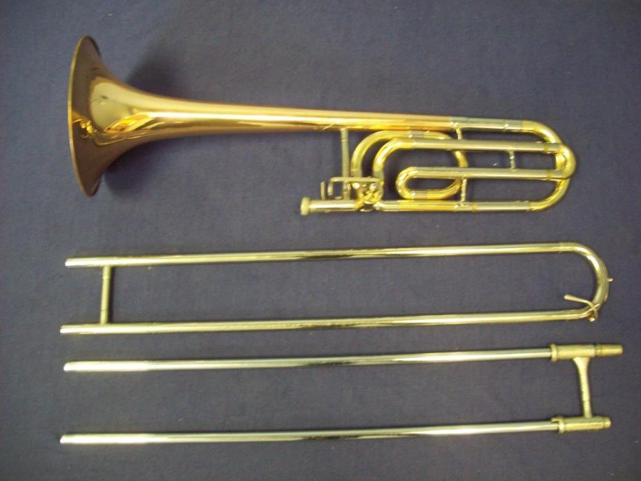 Yamaha f attachment trombone professional for sale for Yamaha trombones for sale
