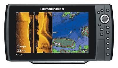 Helix 10 in. Side Imaging GPS [ID 3474969]