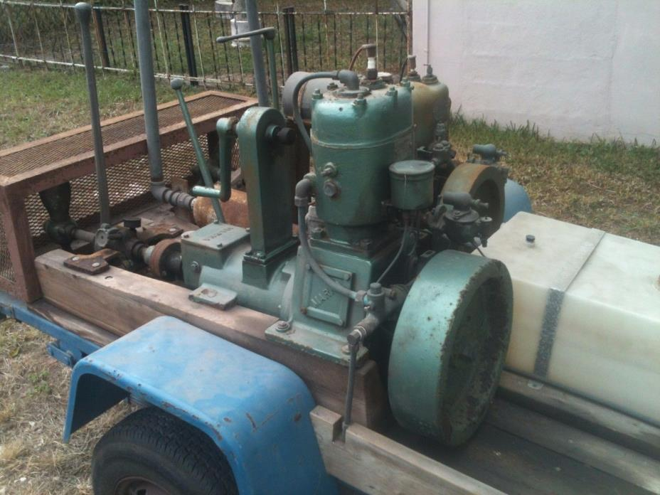 Antique Fishing Boat Motors from Norway
