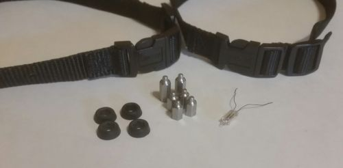 Innotek Rechargeable Receiver Collars for Dog Containment Fence with Probes