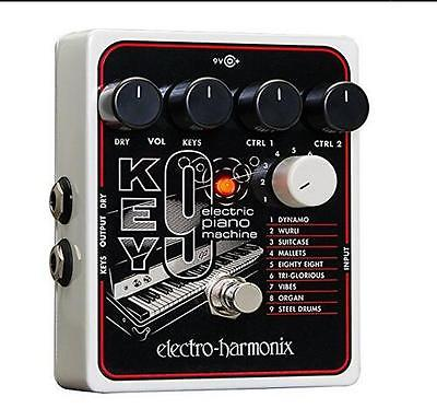 Electro-Harmonix Key 9 Electric Piano Machine , Power Supply included