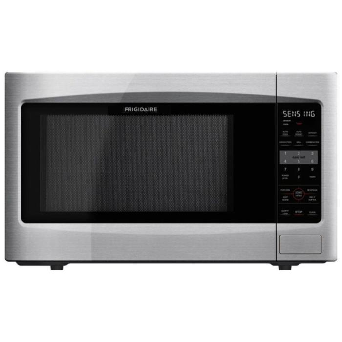 Frigidaire 2.2 cu. ft. Countertop Microwave in Stainless Steel FFCE2278LS 498