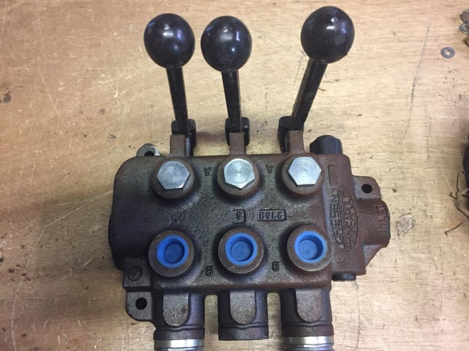 Gresen Hydraulic Valve Lever : Hydraulic valve spool for sale classifieds