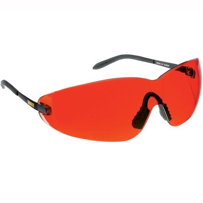 DEWALT Beam Laser Level Enhancement Glasses, For Red Lasers